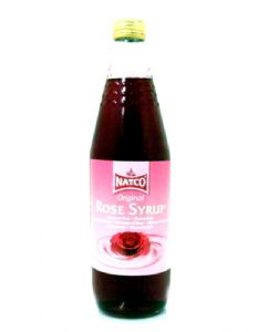 Natco Rose Syrup | Buy Online at The Asian Cookshop.